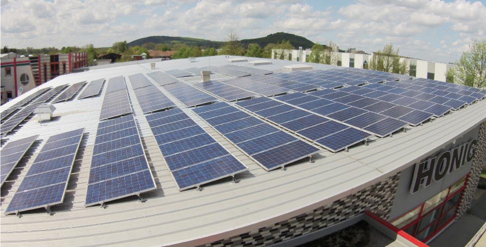 Honig Baustoffe solarstromanlagen honig baustoffe in hameln elektroma